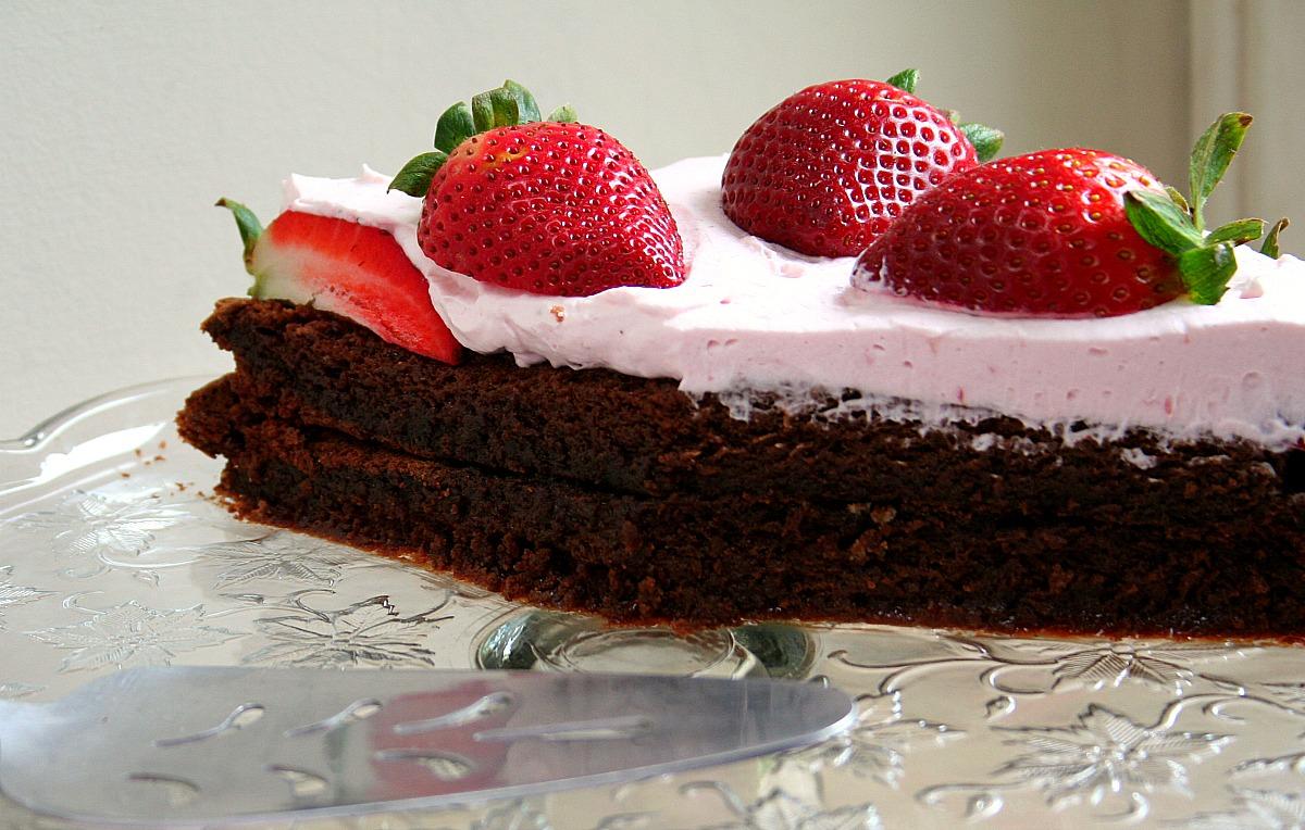 Flourless Chocolate Cake 5