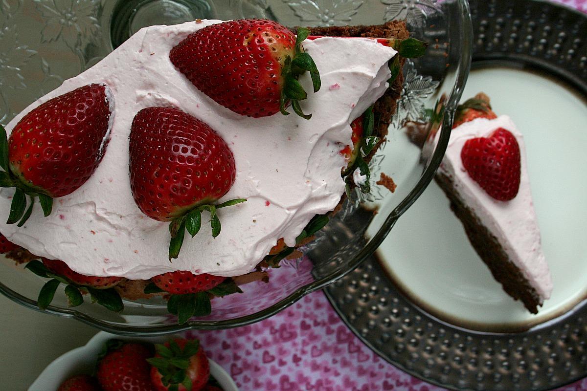 Flourless Chocolate Cake 8