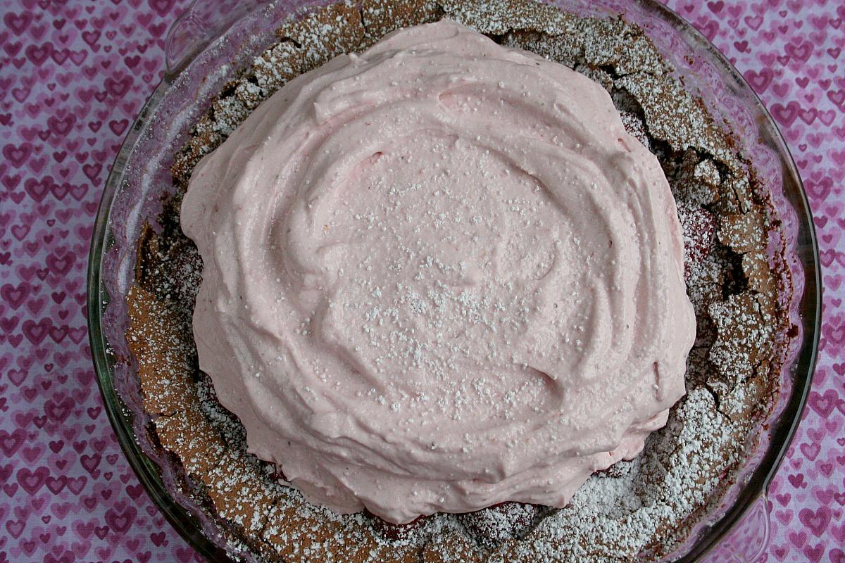 Flourless Chocolate Cake 9