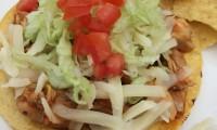 DON'T SKIMP ON FLAVOR: EAT Chicken Tinga Tostadas