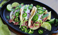 SLOW COOKER CORNED BEEF TACOS RECIPE