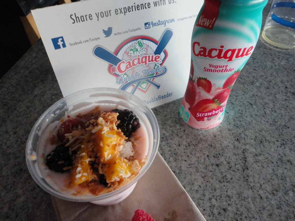 Cacique Yogurt Smoothie