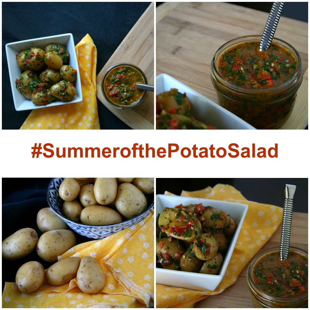 Idaho Potatoes Summer of the Potato Salad