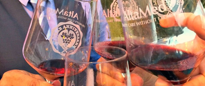WINE, GOOD FOOD & FRIENDS — East LA Meets Napa & Bordeaux Fundraiser Delivered It All