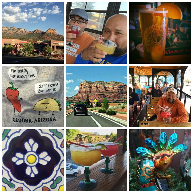 SEDONA Collage FInal
