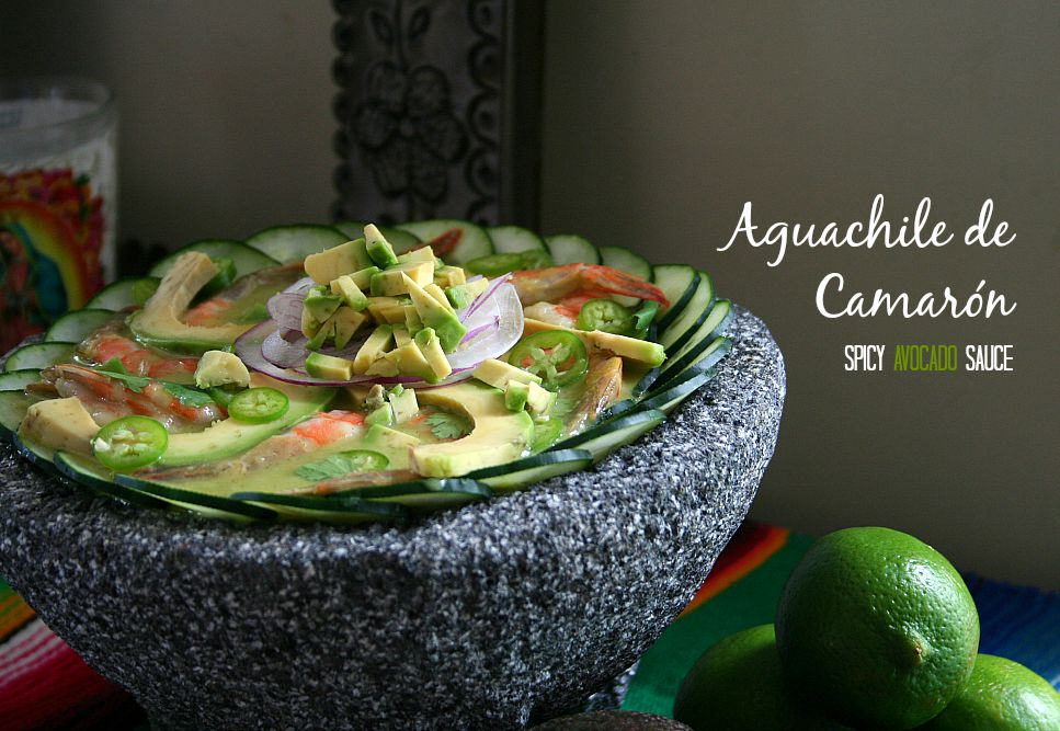 Avocado Aguachiles 2 Words