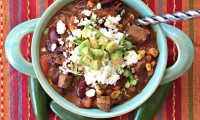 CHILI CON CARNE — CAN YOU TAKE THE HEAT?