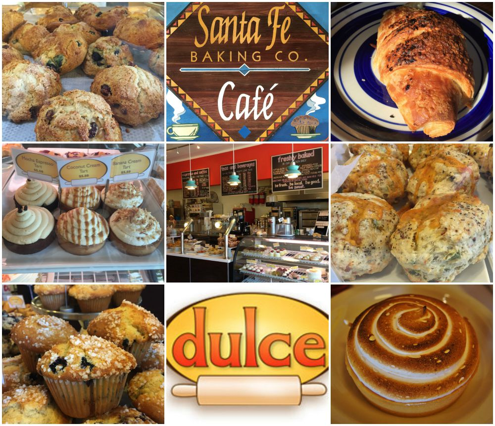 Santa Fe #SaborSW Cafes