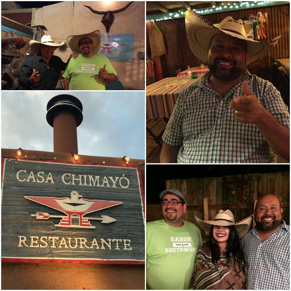 Santa Fe #SaborSW Casa Chimayo Hats
