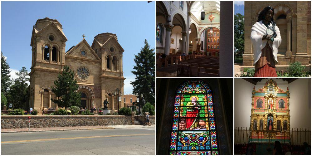 Santa Fe #SaborSW Cathedral