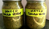 HATCH SALSA VERDE RECIPE