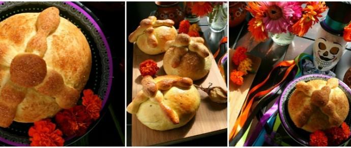 Dia de los Muertos: Pan de Muerto Recipe