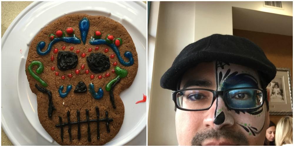 Abuelita Chocolate Dia de los Muertos