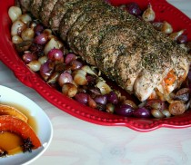 Porksgiving Calabaza en tacha stuffed pork loin 1