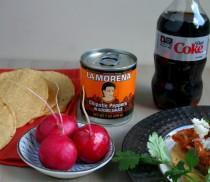 Turkey Tinga w La Morena Chipotle Peppers #MejorRecetas