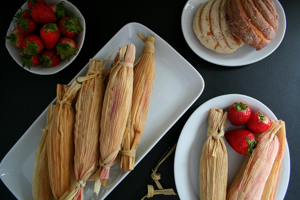 Cacique Strawberry Yogurt Tamales 8