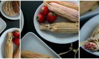 Strawberry Yogurt Tamales – Las Posadas celebrations just got better