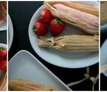 Cacique Strawberry Yogurt Tamales