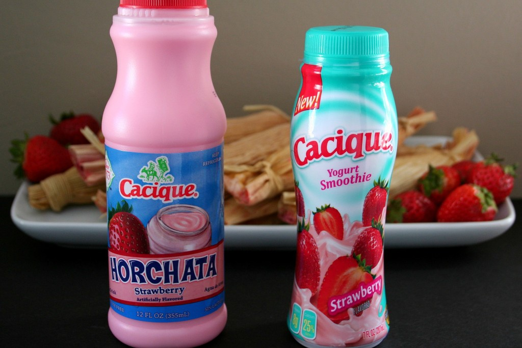 Cacique Strawberry Yogurt Tamales10