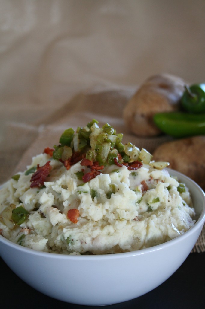 Jalapeno Mashed Potatoes