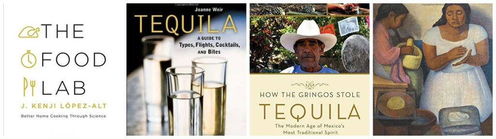 Latino Foodie Christmas Wishlist  Books