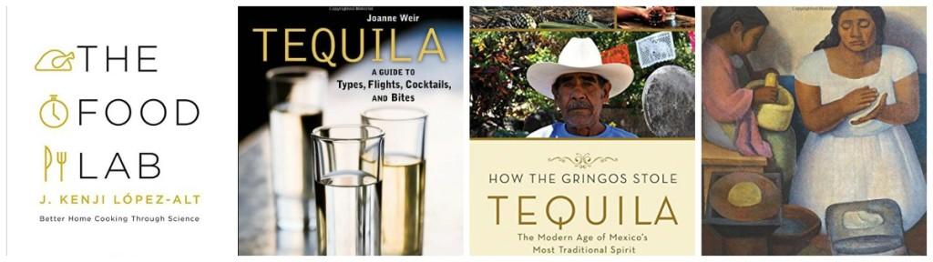 Latino Foodie Christmas Wishlist Books