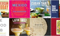 Latino Foodie Christmas Wish List: Books