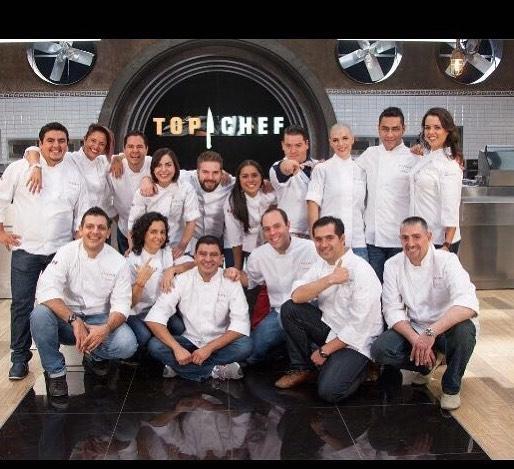 Chef Katsuji on Top Chef Mexico