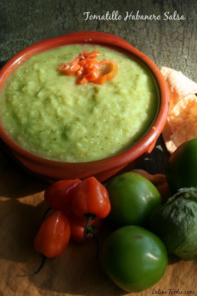 Tomatillo Habanero Salsa 2 Vertical