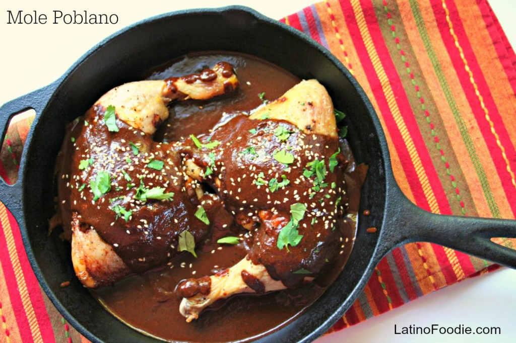 MOLE POBLANO RECIPE - From the Heart of Puebla, Mexico - Latino Foodie