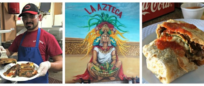 LOCAL EAST LA FAVORITE — LA AZTECA TORTILLERIA