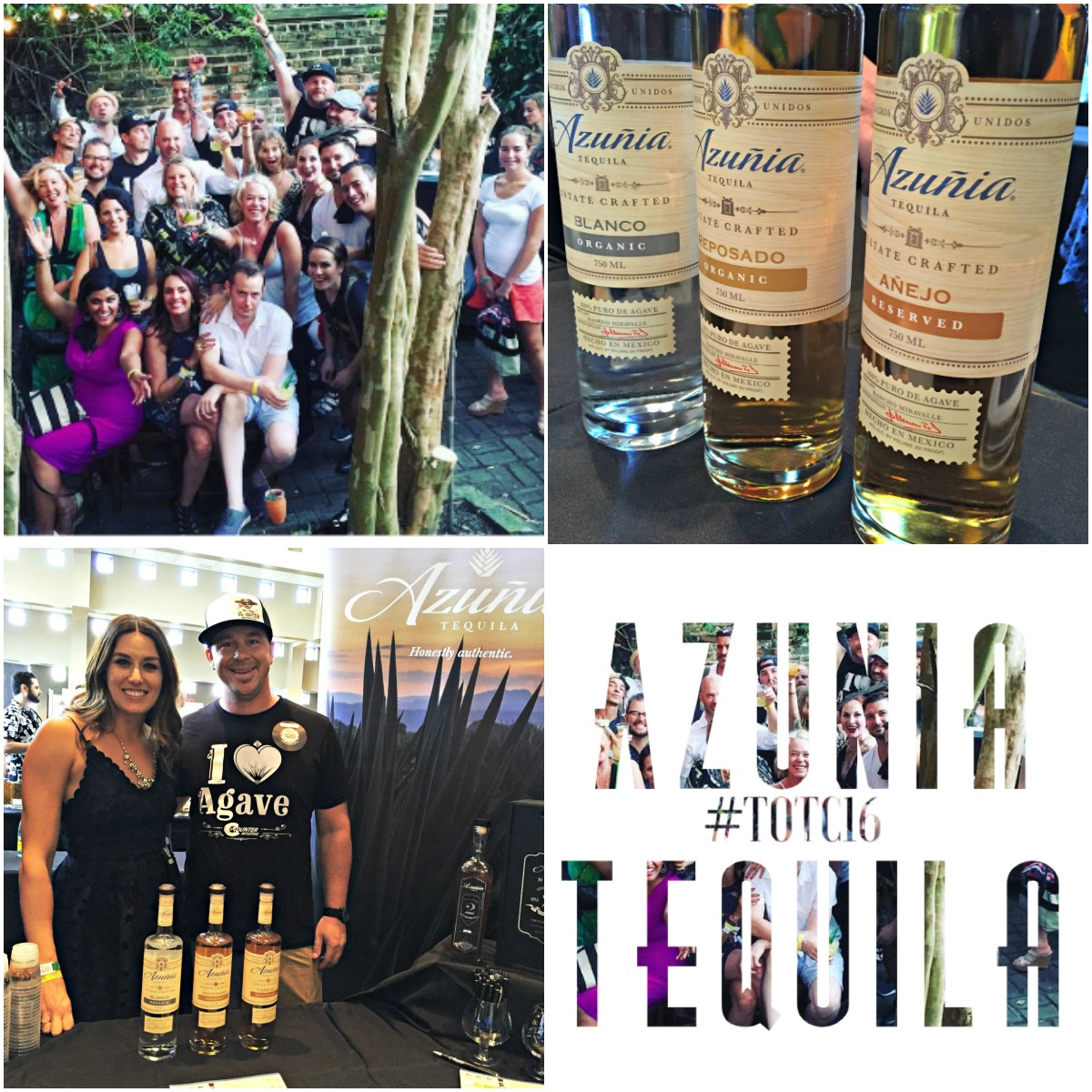 Azunia Tequila  LatinoFoodie.com  Tales of the Cocktail 2016 5
