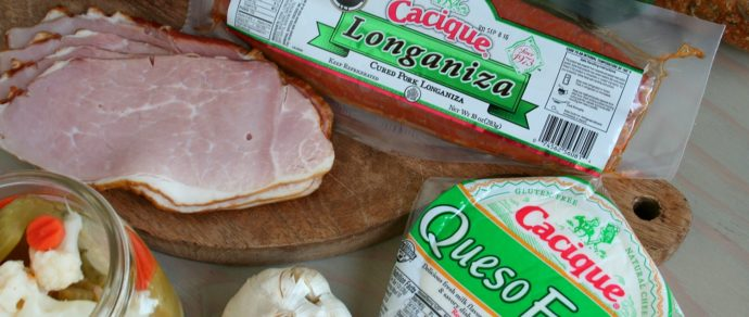 Outdoor Dining: Cacique Muffuletta