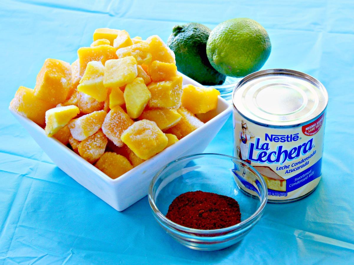 Creamy Mango-Chile Ice Pops with Nestlé® La Lechera® – A Perfect ...