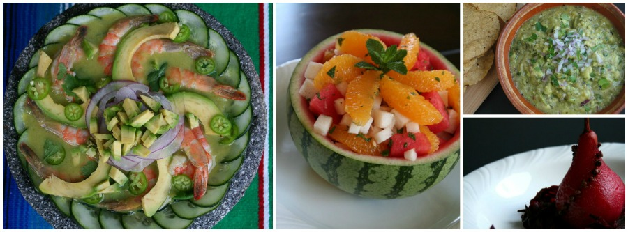 Heart Healthy Father's Day Menu Ideas with a Latin Twist