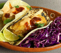 Beer Battered Fish Tacos - LatinoFoodie