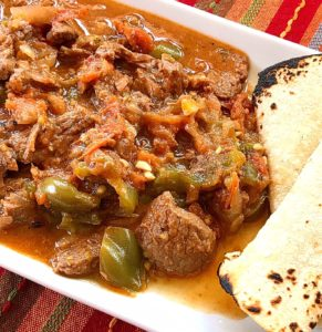 How To Make Steak Picado With Hatch Chile Recipe