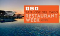 RESTAURANT WEEK HITS SAN JOSE DEL CABO OCT. 13-20