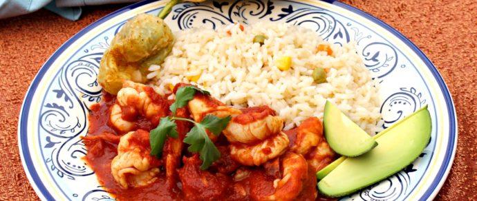 CAMARONES A LA DIABLA – A Mexican Seafood Classic