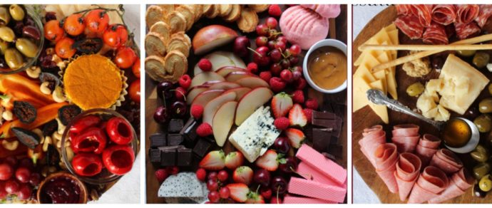 AMOR y QUESO – How to Make a Heart-cuterie Board
