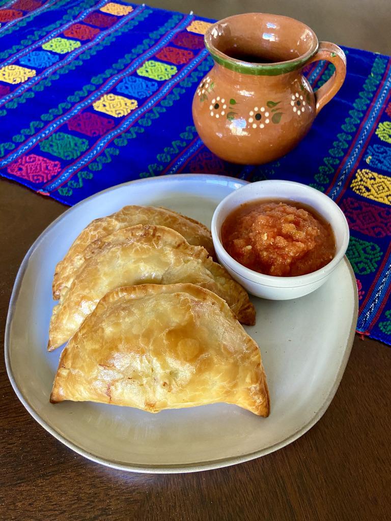 Breakfast Empanadas - Latinofoodie