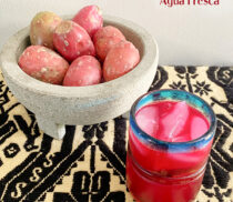 Prickly Pear Agua Fresca by LatinoFoodie